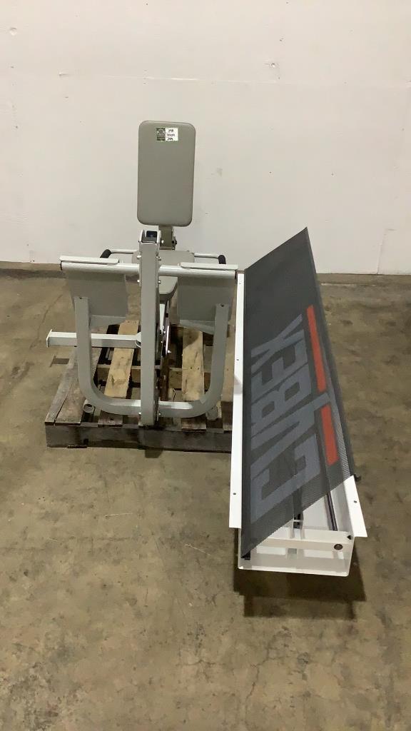 Cybex Seated Leg Press