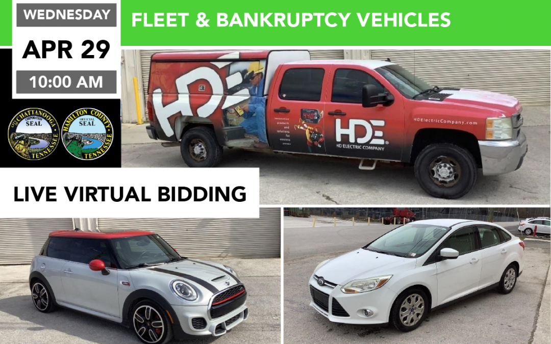 Bankruptcy and Fleet Vehicles