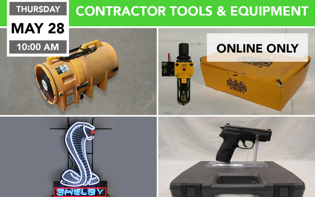 Contractor Tools & Equipment