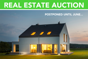 Compass Real Estate Auction Postponed Until June