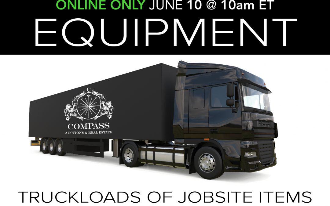 Job Completion Tools & Equipment