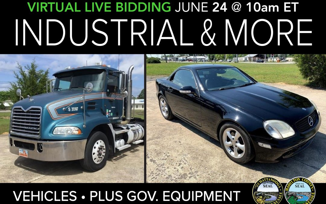 Machinery, Vehicles and Surplus