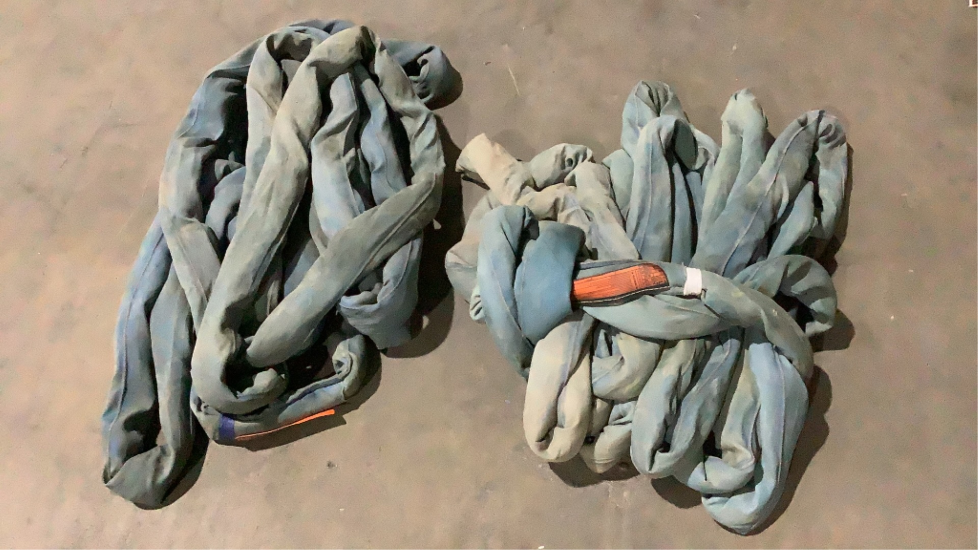 30' Polyester Rigging Slings