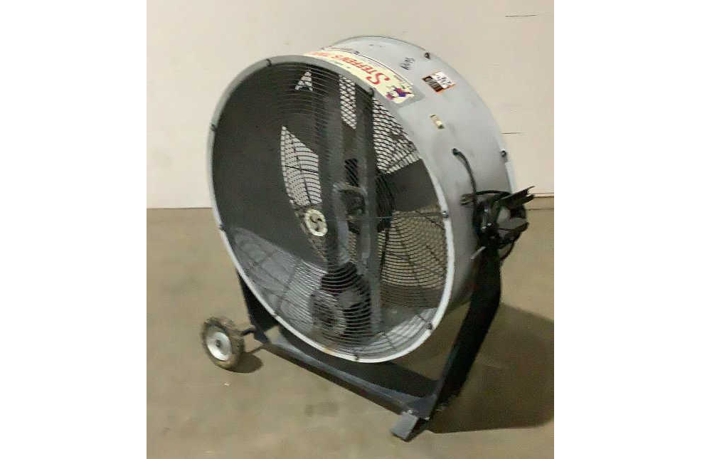 Air Masters Warehouse Fan