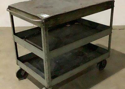 317_metal shop cart