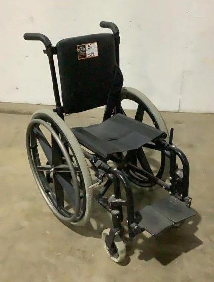Quickie 2 Kids Wheelchair