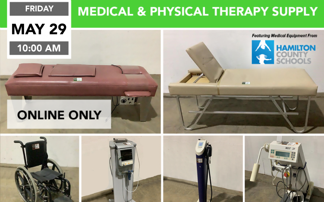 Medical & Physical Therapy Supply