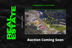 Commercial Real Estate Auction Coming Soon Chattanooga