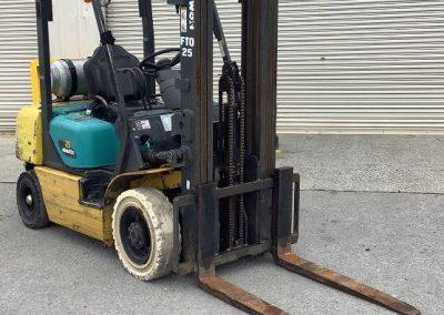 lot160_Komatsu Forklift