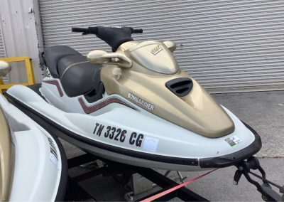 lot161_SeaDoo Watercraft