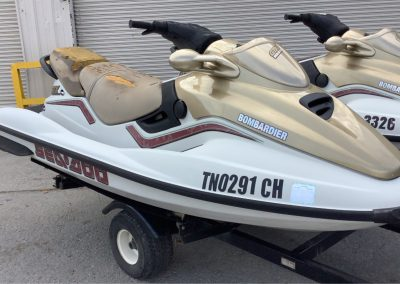 lot162_SeaDoo watercraft