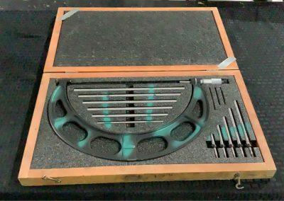 lot200_Starrett Micrometer