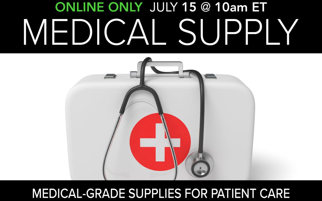 Medical Grade Supplies