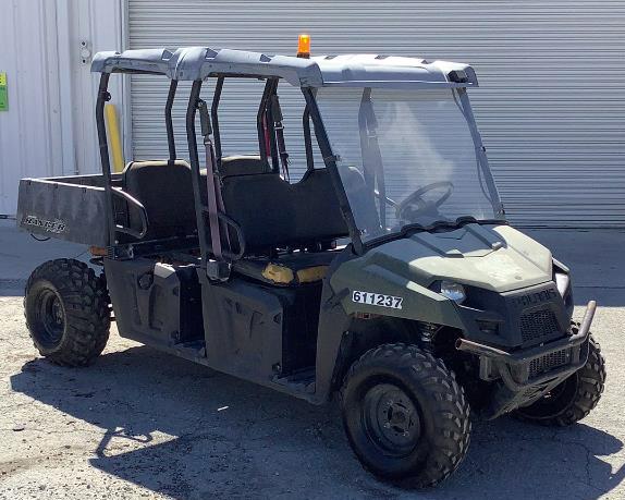 2014 Polaris Ranger Crew Cab