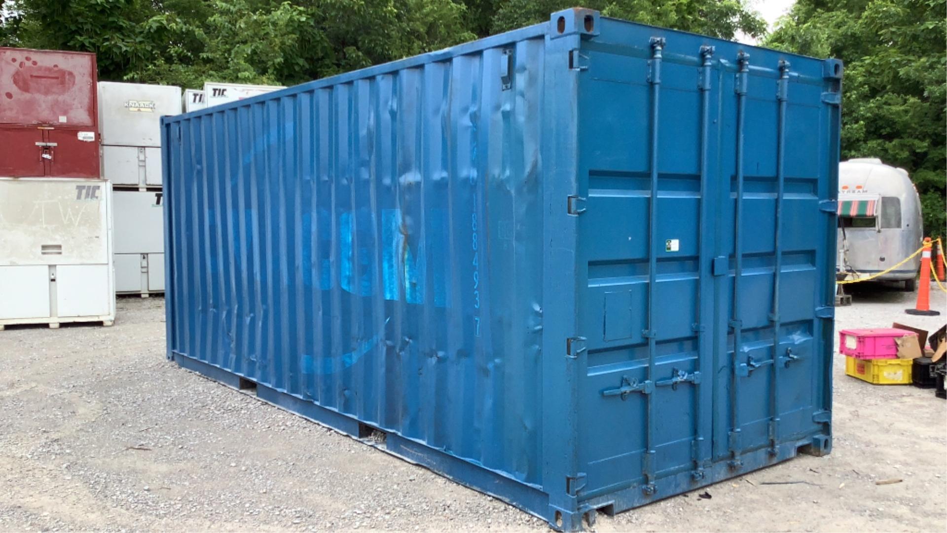 20' CIMC Shipping Container