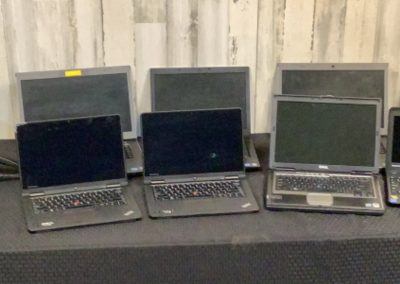 237-assorted laptops