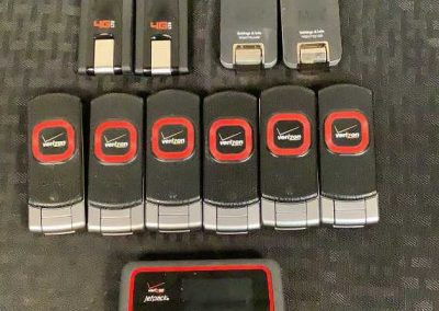 734-Verizon MiFi Packs