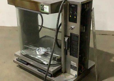 lot151_rotisserie oven