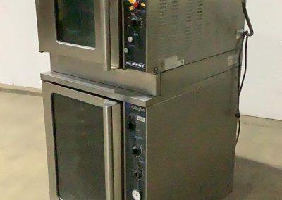 lot15_Turbo Fan Ovens