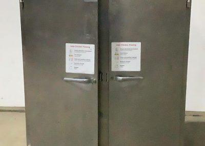 lot16_traulsen 2door_Refridgerator