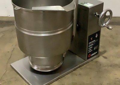 lot177_tilt steam kettle
