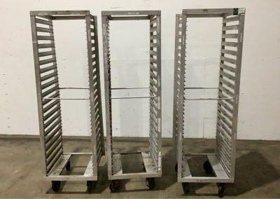 lot231_bakery racks - qty3