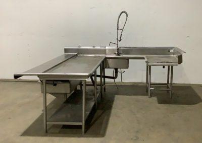 lot25_dishwashing sink stainless