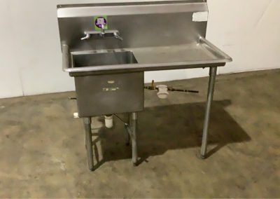 lot35_sink stainless