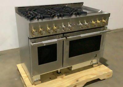 lot51_stove oven JennAir