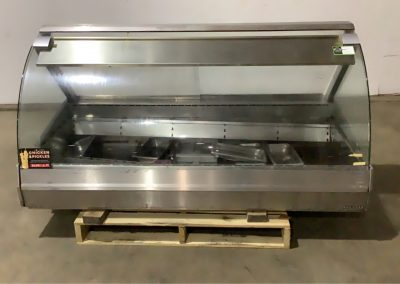 lot78_Stainless Serving Buffet - 5hole