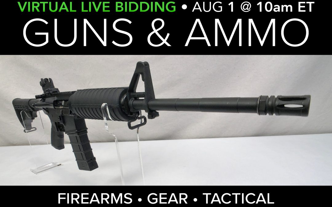 Guns Ammo Gear and More