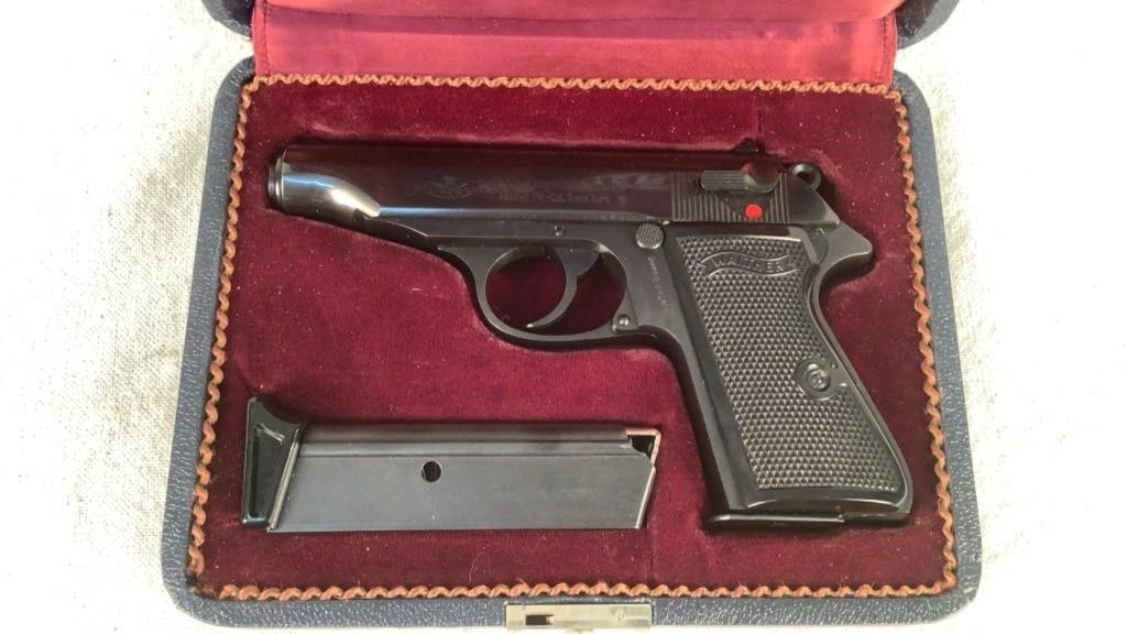 Walther PP 9mm Kurz for sale