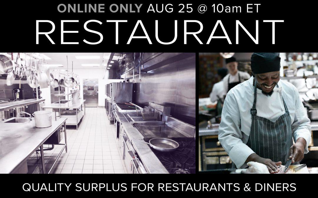 Restaurant Equipment & Supply