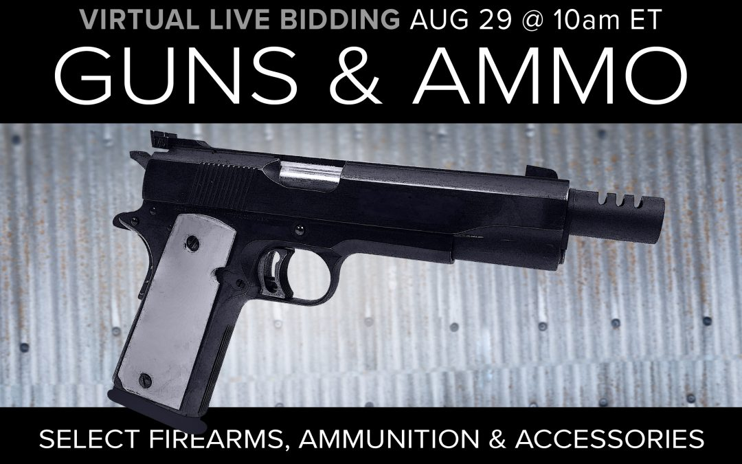 Guns Ammo & Gear