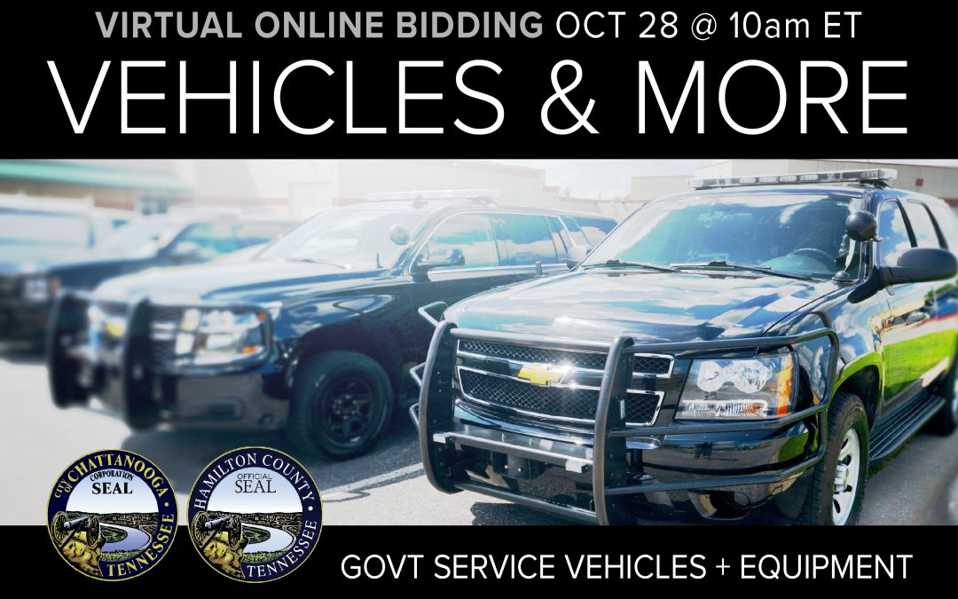 October Monthly Auction Day 1