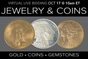October 2020 Jewelry Coin Collectible Auction Compass
