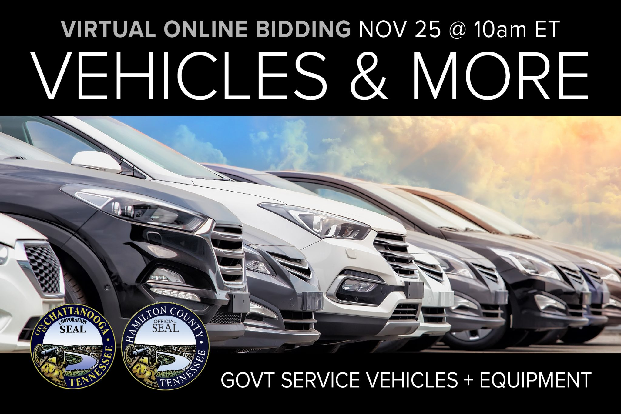 November monthly auction day 1 vehicles trucks tools job completion items municipal surplus