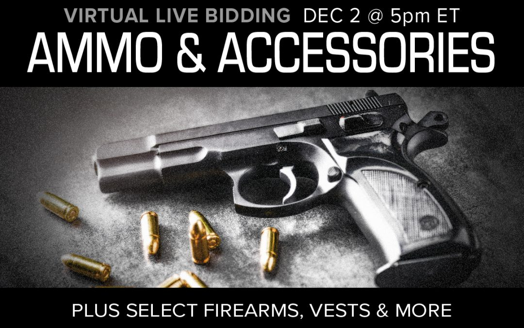 Ammo & Accessories