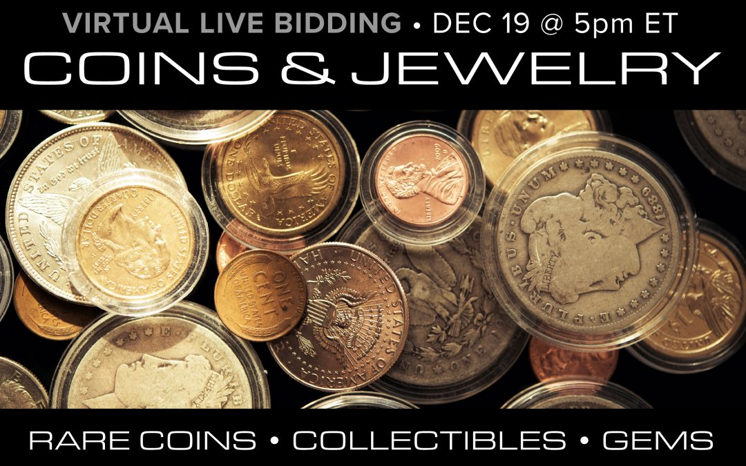 Coin, Jewelry & Collectibles