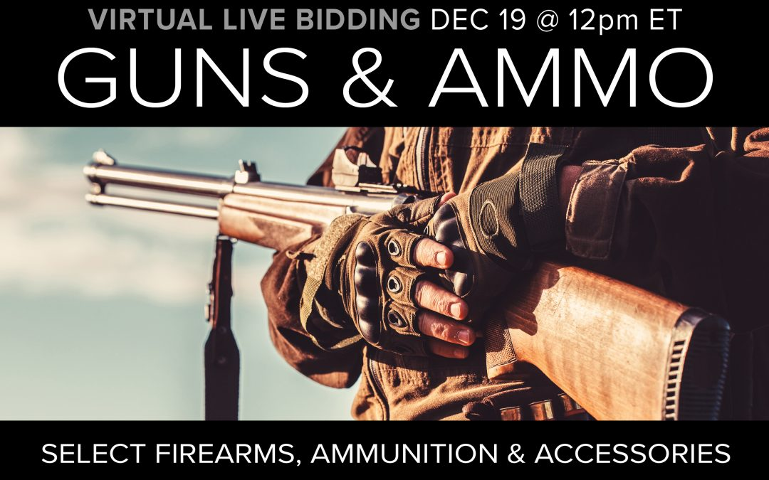 Guns, Ammo and Accessories