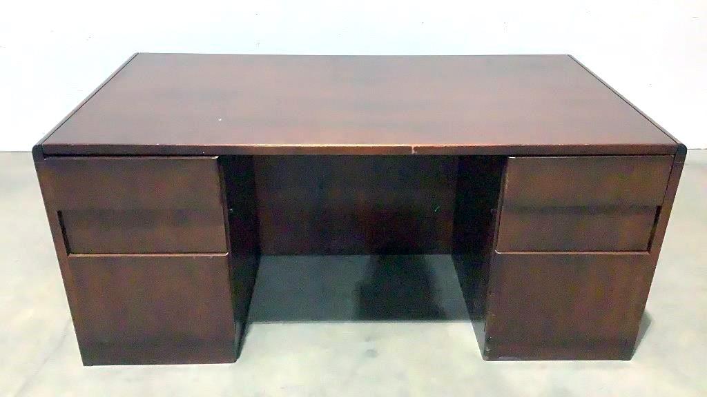6 Drawer Desk - 321