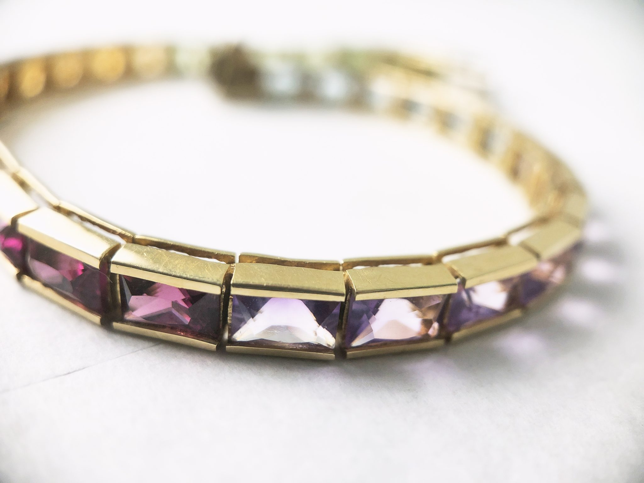 18K RAINBOW COLLECTION BRACELET -75