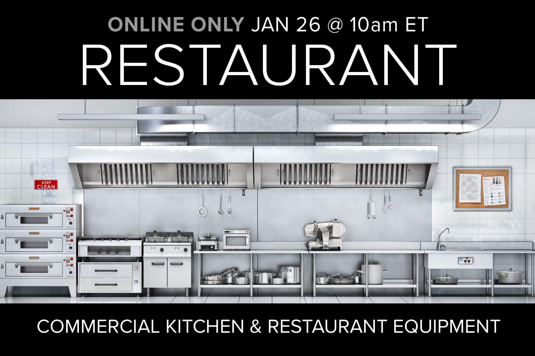 Restaurant Jan 26