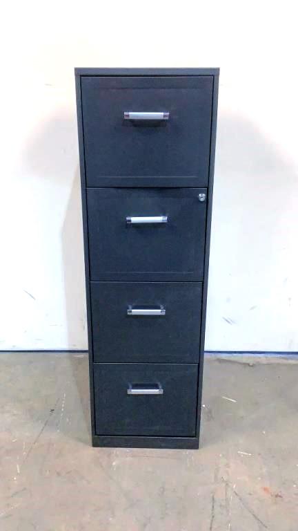 4 Drawer Filing Cabinet - 205