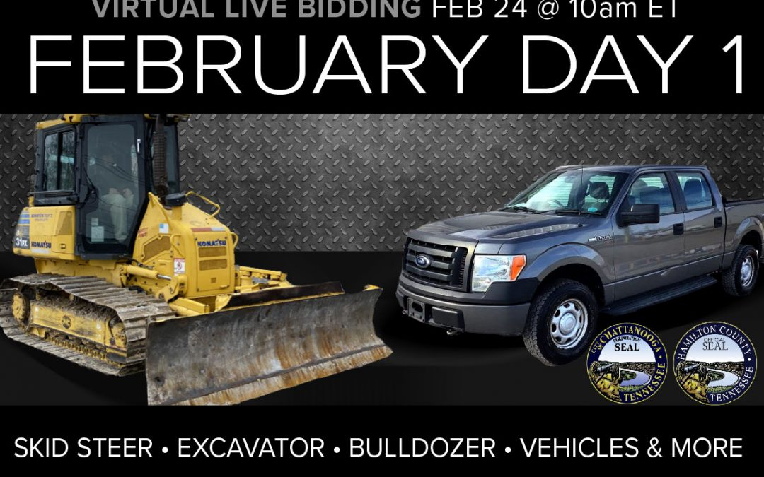 Feb Monthly Day 1 Auction