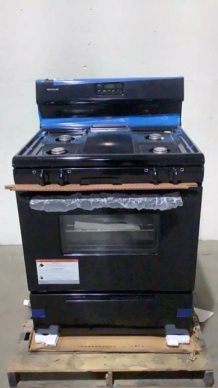 Frigidaire Oven:Stove Top FFGF3011LBH - 12a