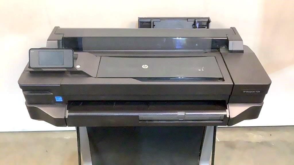 HP Design Jet 24 Printer T520 - 144