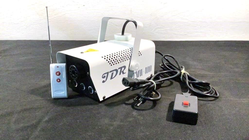 JDR Fog And Light Machine FMW-400 - 120