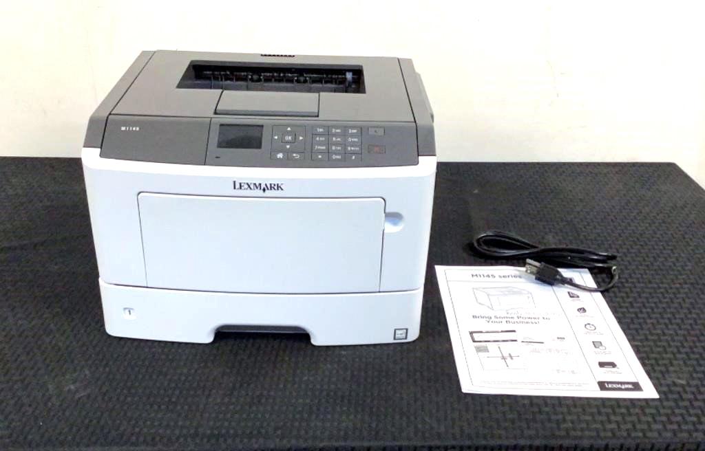 Lexmark Black & White Printer M1145 - 148