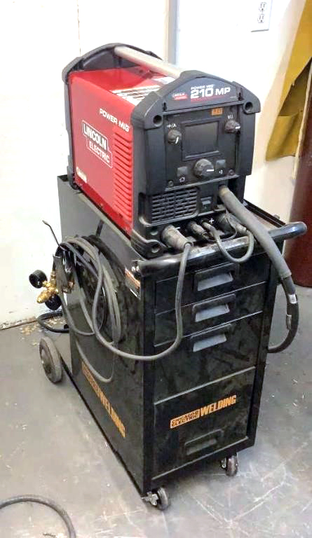 Lincoln Electric Welder - 102